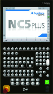 NC5 Plus control product picture