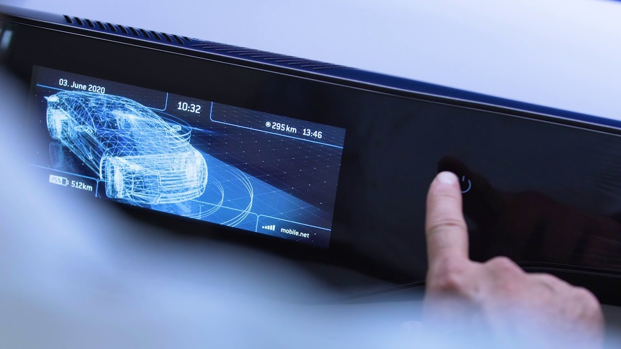 Touchscreen Production for Cars  - The automotive experts