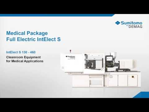 New IntElect S with medical package - 32 cavity pipette tip